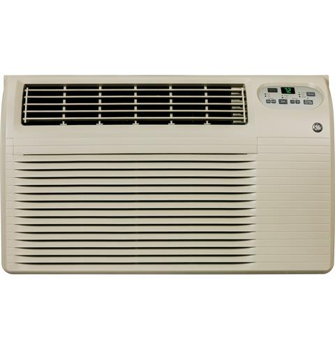 GE® 230/208 Volt Built-In Heat/Cool Room Air Conditioner– Model #: AJEQ12DCF