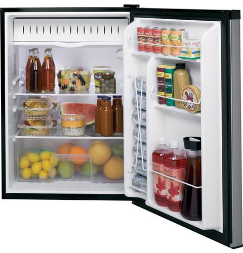 GE Appliances Built-in Capable Compact Refrigeration