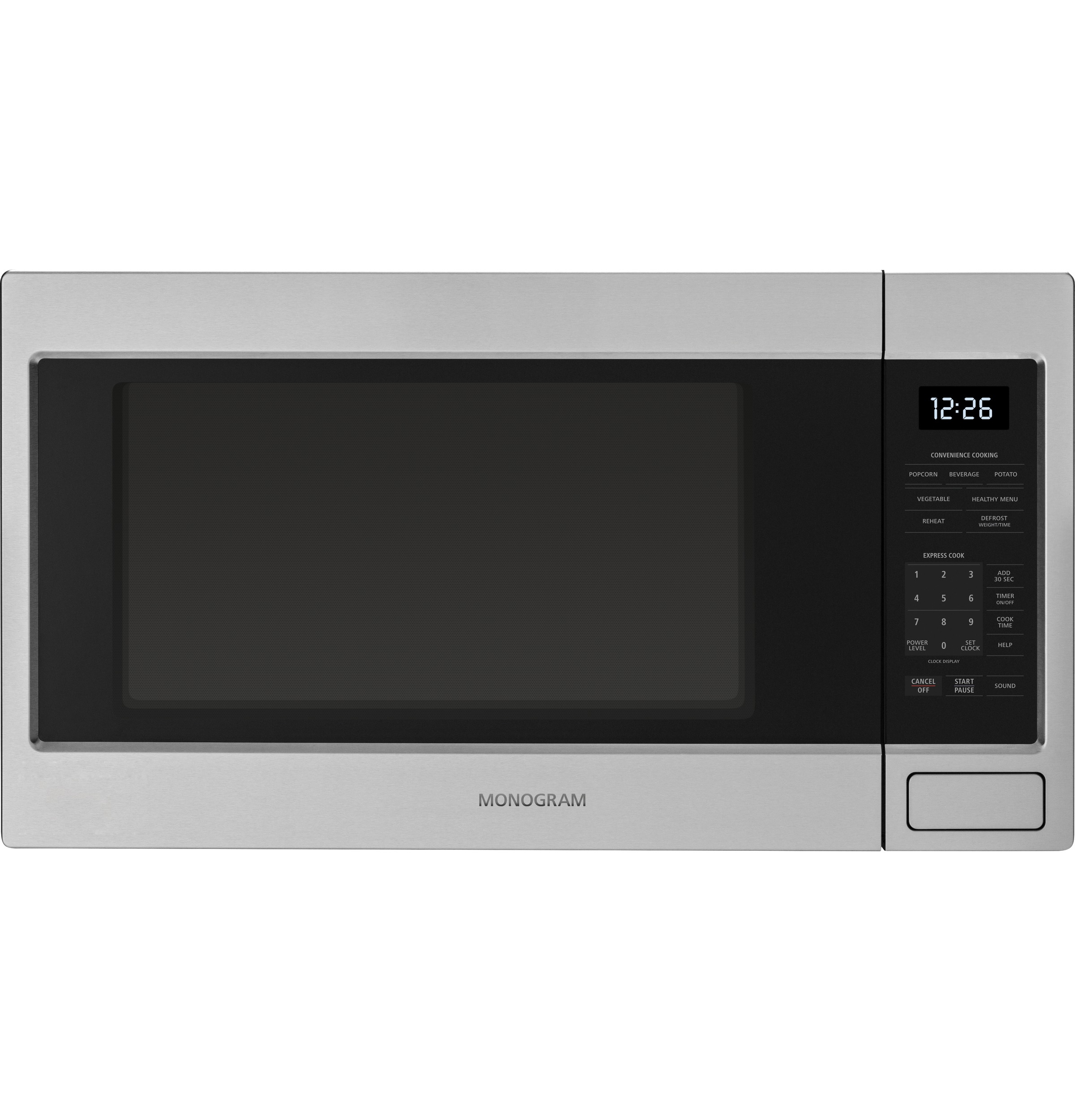 Countertop Advantium Oven : ... Cu. Ft. Countertop Microwave Oven - The Monogram Collection