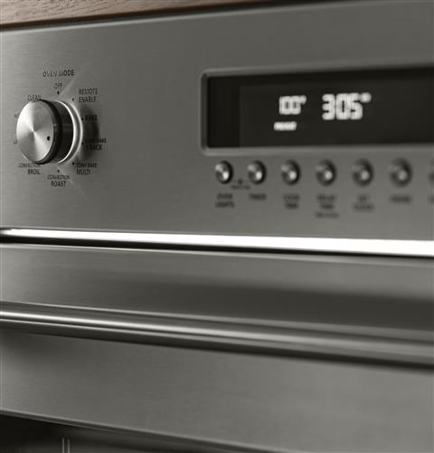 "Thumbnail of Monogram 30"" Electronic Convection Double Wall Oven 2"