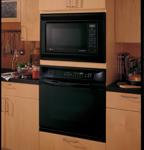 Countertop Microwave Oven With Trim Kit : 27