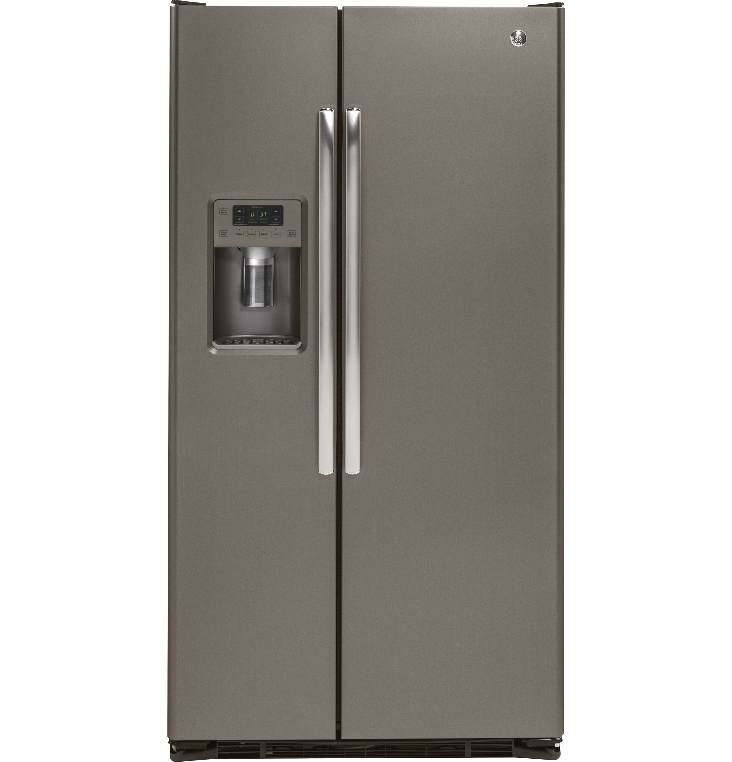 Design Ge Slate Refrigerator slate refrigerators from ge appliances 21 9 cu ft counter depth side by refrigerator