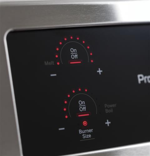 Electronic touch controls