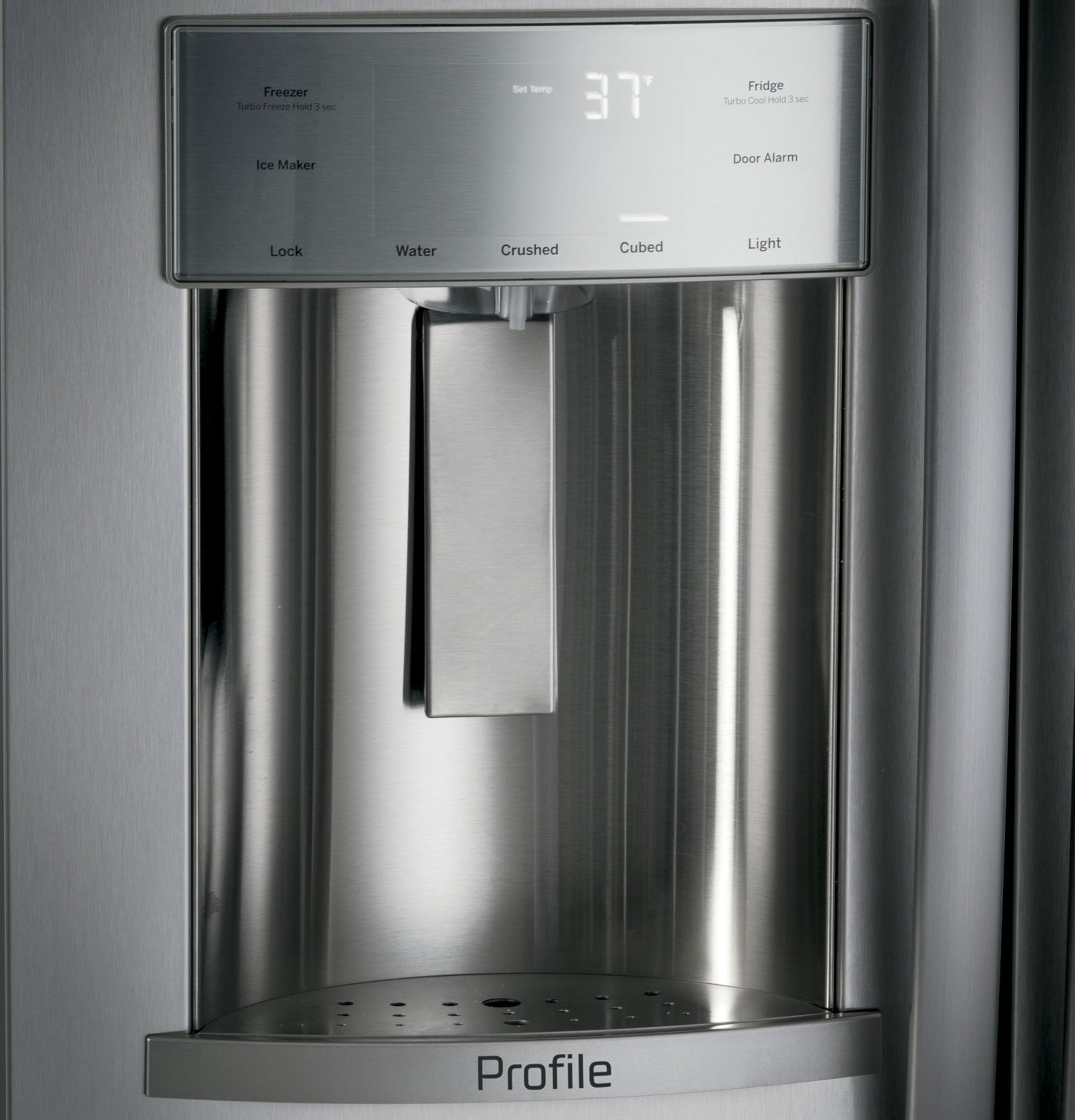 Side by side refrigerator no water dispenser - Product Image Product Image Product Image
