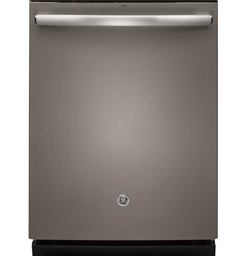GE® Stainless Steel Interior Dishwasher with Hidden Controls– Model #: GDT695SMJES