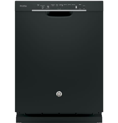 GE Profile™ Stainless Steel Interior Dishwasher with Front Controls– Model #: PDF820SGJBB