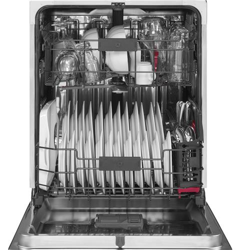 Ge Profile Stainless Steel Interior Dishwasher With