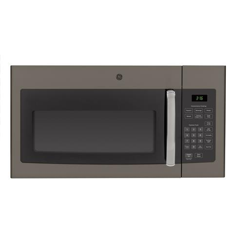 GE® 1.6 Cu. Ft. Over-the-Range Microwave Oven– Model #: JVM3160EFES