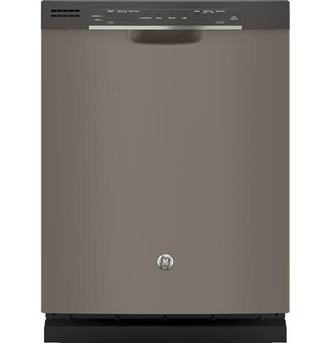 GE® Dishwasher with Front Controls– Model #: GDF520PMJES