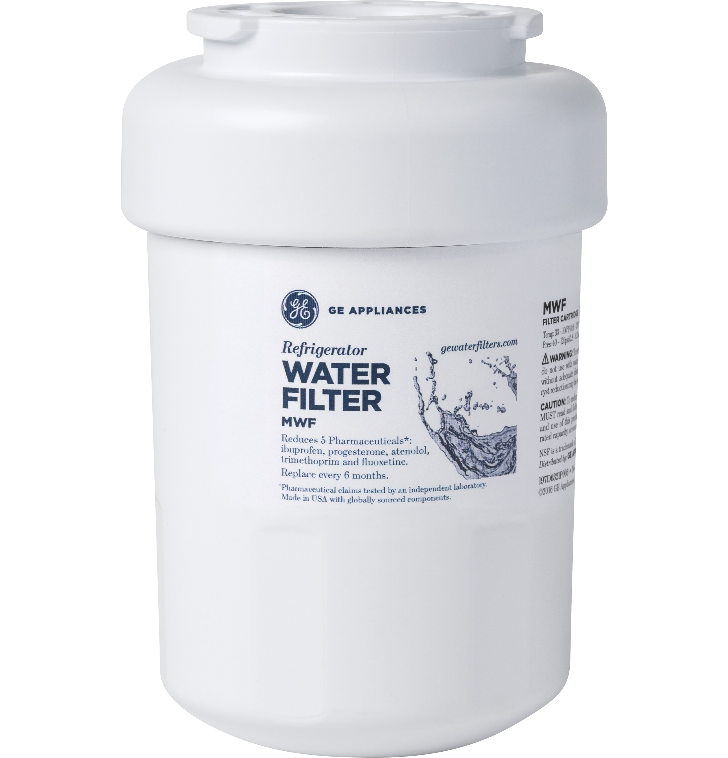 GE® Refrigerator Water Filter