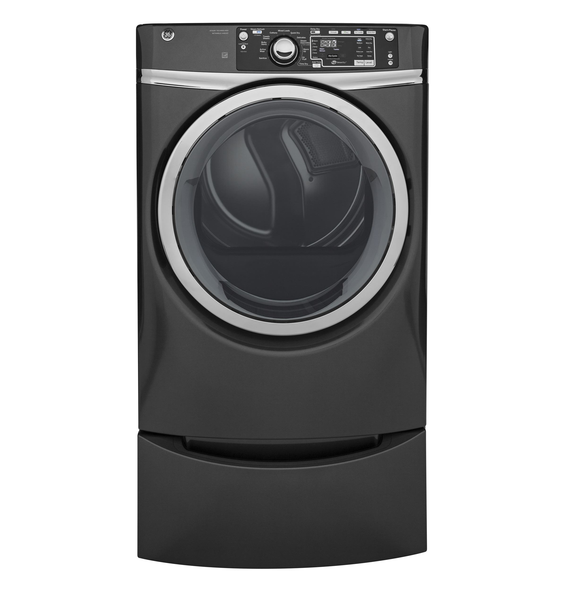 Gas Washers And Dryers Gas Dryers From Ge Appliances
