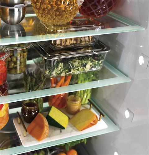 "Thumbnail of Monogram 30"" Integrated Column Refrigerator 11"