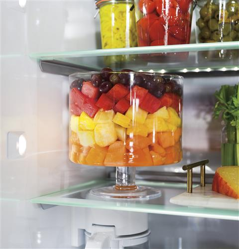 "Thumbnail of Monogram 30"" Integrated Column Refrigerator 9"