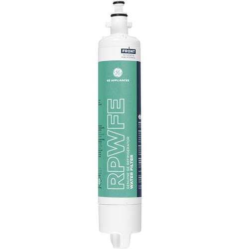 GE® RPWFE REFRIGERATOR WATER FILTER — Model #: RPWFE