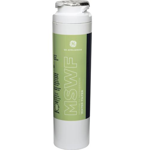 GE® MSWF REFRIGERATOR WATER FILTER — Model #: MSWF