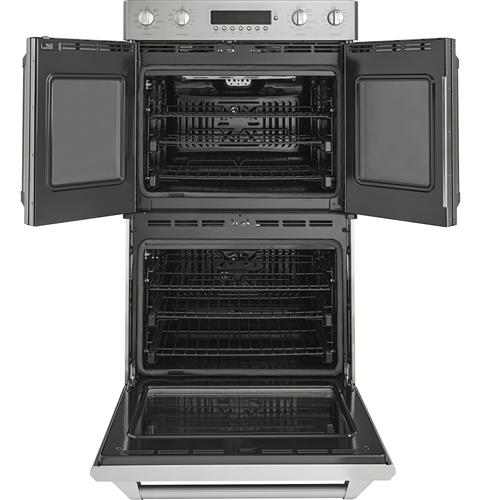 """Thumbnail of Monogram 30"""" Professional French-Door Electronic Convection Double Wall Oven 1"""