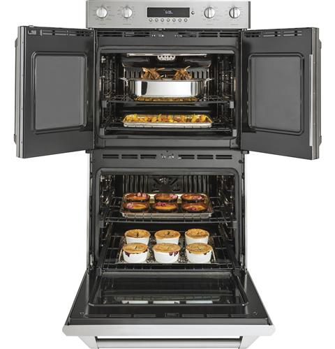 """Thumbnail of Monogram 30"""" Professional French-Door Electronic Convection Double Wall Oven 2"""