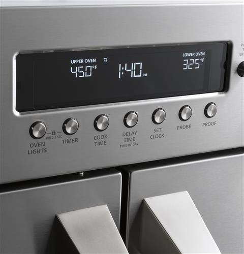 """Thumbnail of Monogram 30"""" Professional French-Door Electronic Convection Double Wall Oven 3"""