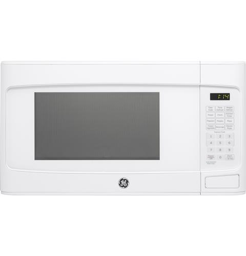 microwave products ge 11 cu ft capacity countertop microwave oven jes1145dlww