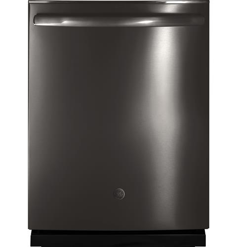 GE® Stainless Steel Interior Dishwasher with Hidden Controls– Model #: GDT695SBLTS