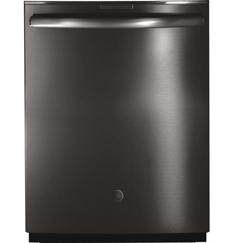 GE Profile™ Stainless Steel Interior Dishwasher with Hidden Controls– Model #: PDT855SBLTS