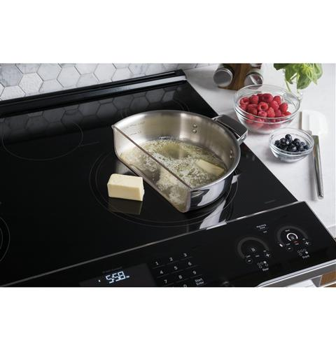 Induction cooktop technology
