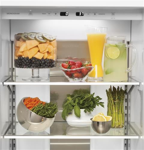 "Thumbnail of Monogram 48"" Built-In Side-by-Side Refrigerator 2"
