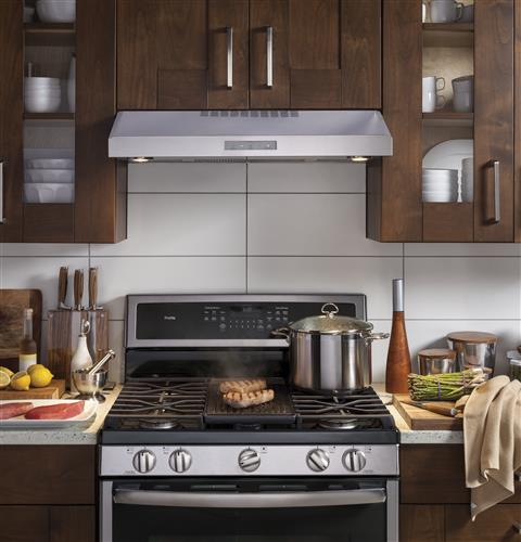 Ge Profile Series 30 Quot Under The Cabinet Hood