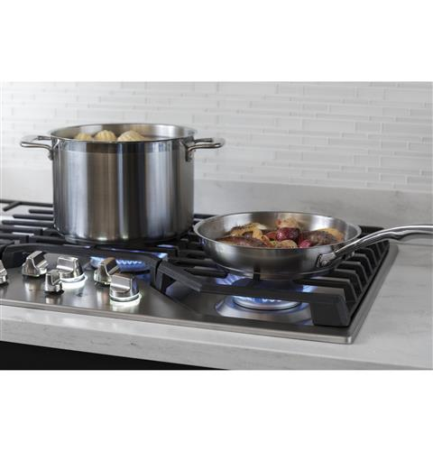 Built In Ge Cooktops ~ Ge quot built in gas cooktop jgp slss appliances