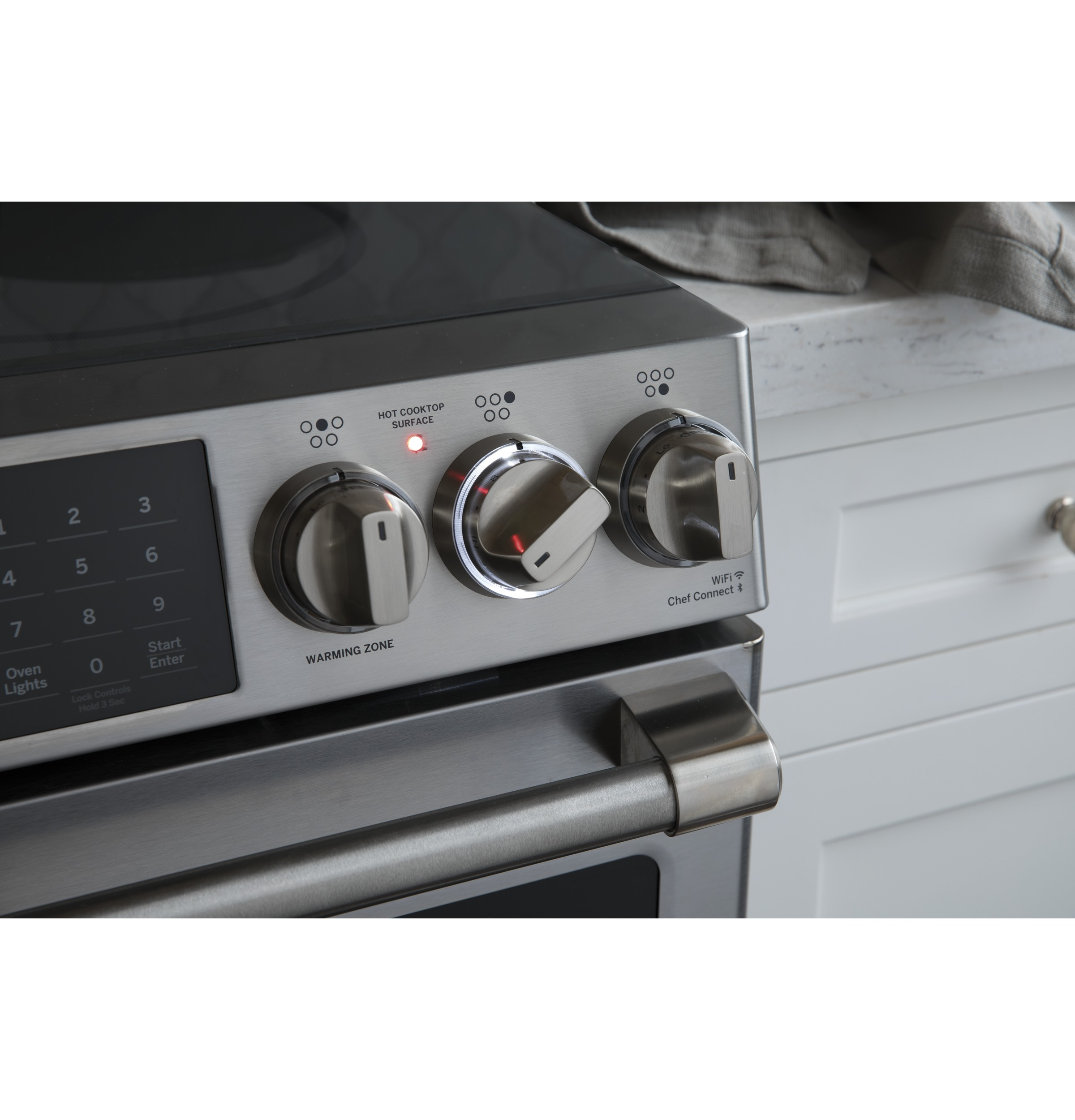 Ge Cafe Series 30 Slide In Front Control Induction And Convection Warm Zone Wiring Diagrams 1 Of 18