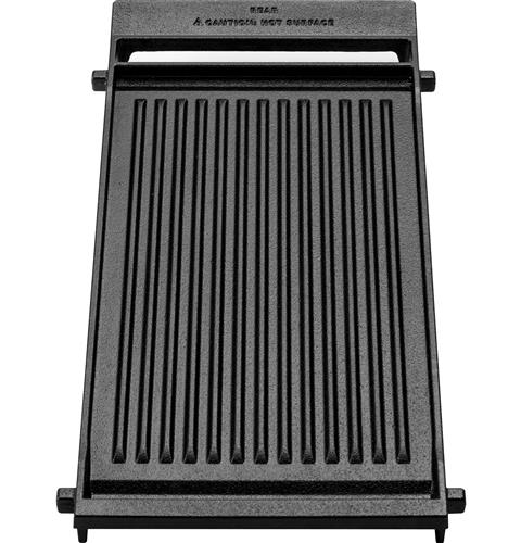 CAFÉ CAST IRON GRILL — Model #: JXCGRILL1