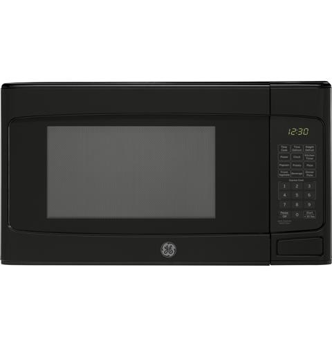 GE® 1.1 Cu. Ft. Capacity Countertop Microwave Oven– Model #: JES1145DMBB