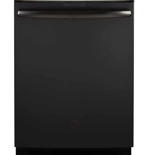 GE Profile™ Stainless Steel Interior Dishwasher with Hidden Controls– Model #: PDT855SFLDS