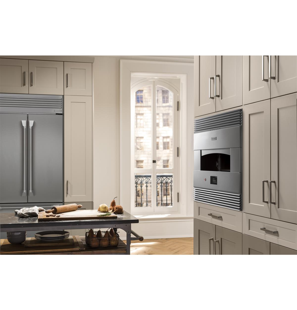 Monogram Gas Electric Wall Ovens