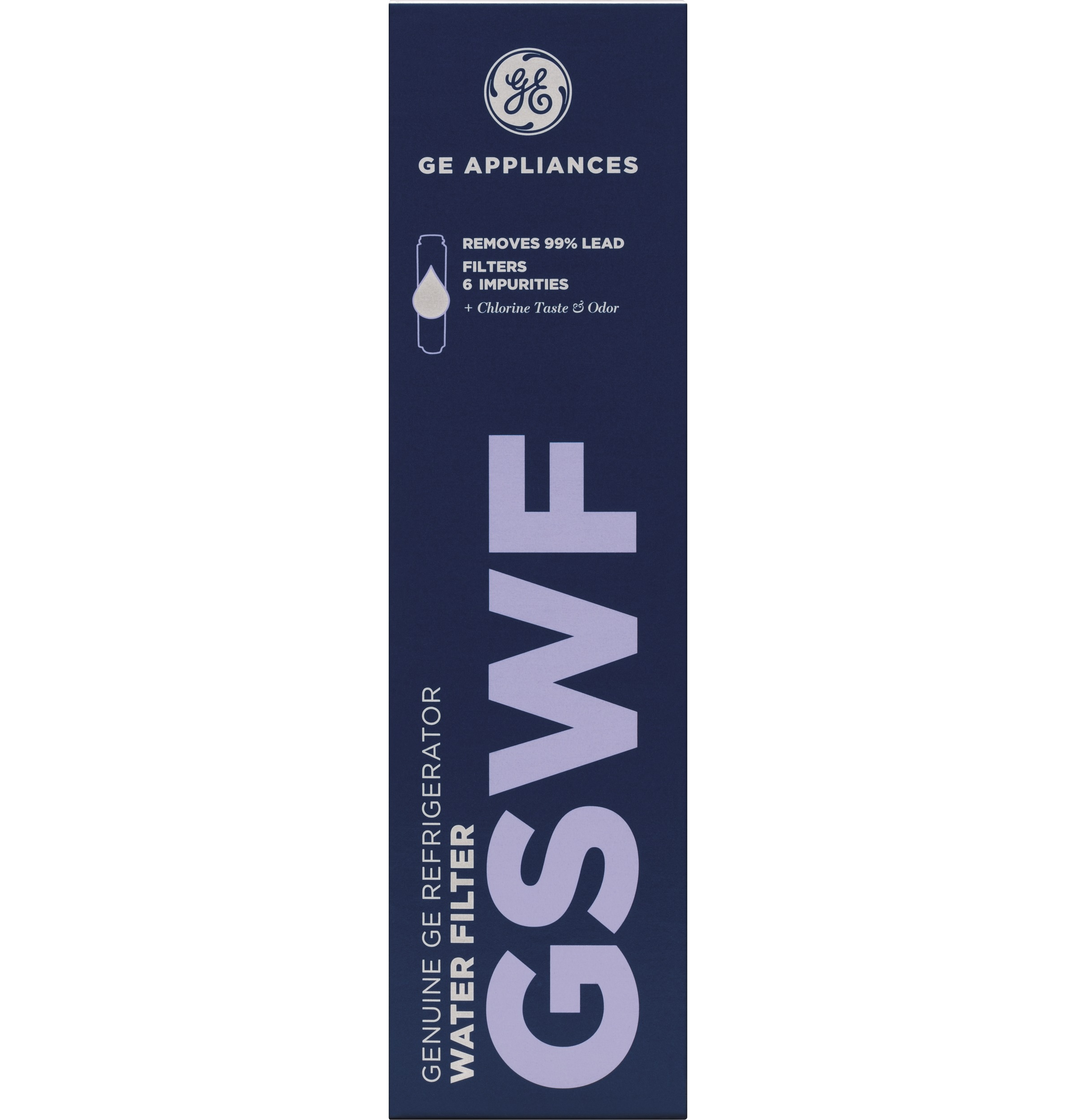 5X GE GSWF Compatible Refrigerator Water Filter Replacement FREE USA SHIPPING!