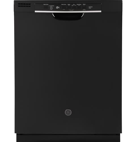 GE® Dishwasher with Front Controls– Model #: GDF530PGMBB