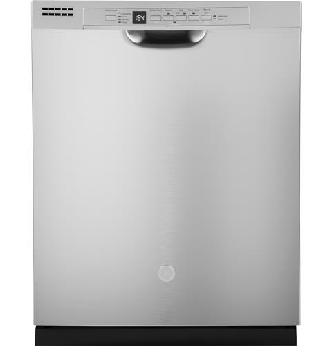 GE® Dishwasher with Front Controls– Model #: GDF530PSMSS