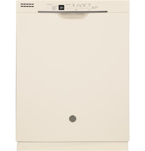 GE® Dishwasher with Front Controls– Model #: GDF530PGMCC