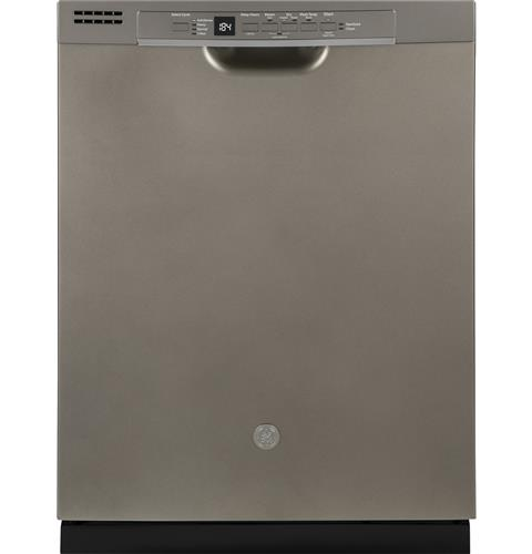 GE® Dishwasher with Front Controls– Model #: GDF530PMMES
