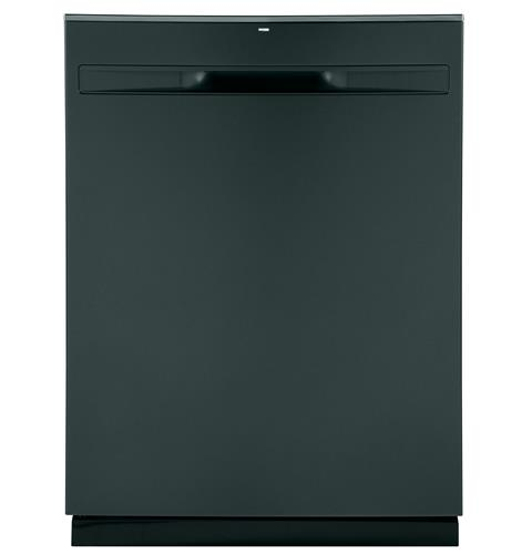 GE® Hybrid Stainless Steel Interior Dishwasher with Hidden Controls– Model #: GDP615HFMDS