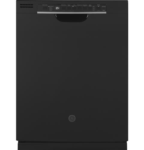 GE® Dishwasher with Front Controls– Model #: GDF630PGMBB