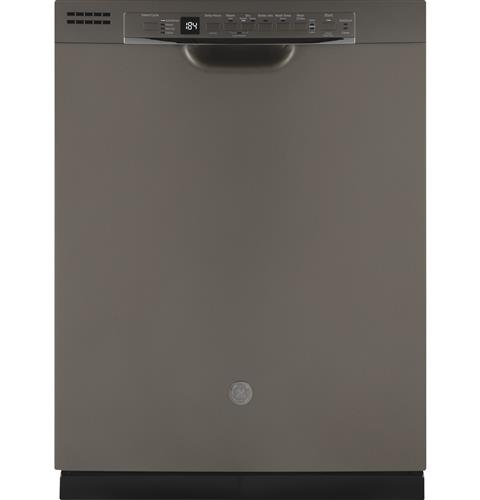 GE® Dishwasher with Front Controls– Model #: GDF630PMMES