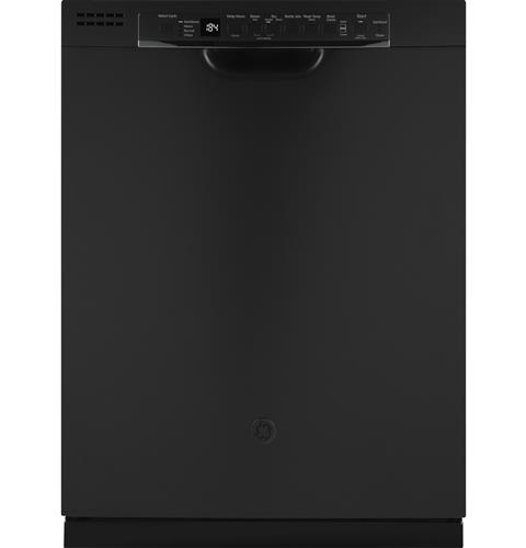 GE® Dishwasher with Front Controls– Model #: GDF630PFMDS