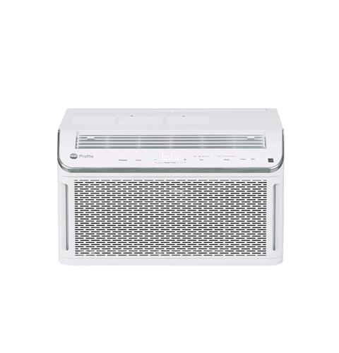 GE Profile™ ENERGY STAR® 6,150 BTU Smart Ultra Quiet Window Air Conditioner for Small Rooms up to 250 sq. ft.
