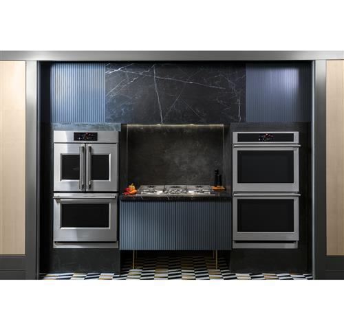 "Thumbnail of Monogram 30"" Smart French-Door Electric Convection Double Wall Oven Statement Collection 6"