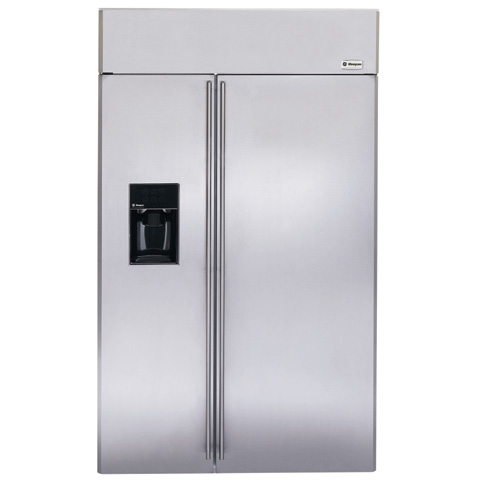 Ziss480drss Ge Monogram 174 48 Quot Built In Side By Side