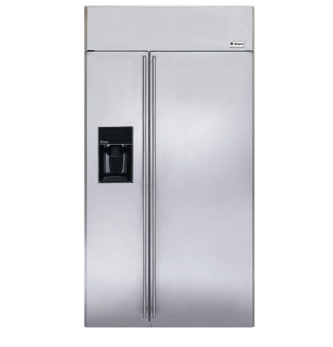 Ziss420drss Ge Monogram 42 Built In Side By Refrigerator Liances