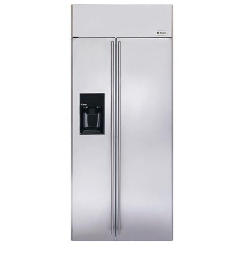 Ziss360drss Ge Monogram 36 Built In Side By Refrigerator Liances