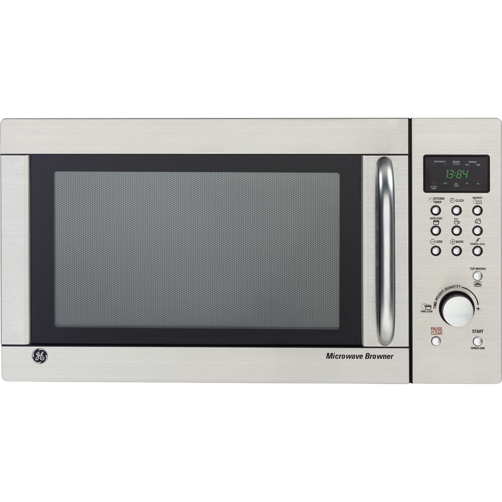 Countertop Microwave Installation : ... Cu. Ft. Capacity Countertop Microwave Oven - The Monogram Collection