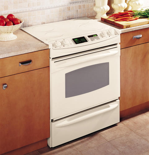 Ge Profile 30 Slide In Electric Range With Trivection Technology